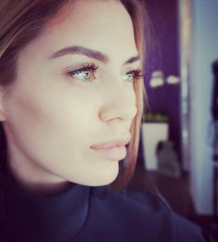 Виктория Боня,дочь,Анджелина Смерфит,Instagram