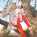Лилия Ребрик,фото,танцуют все,7 сезон,муж,дочь,семья