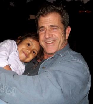 Мел Гибсон,дочь,фото,папарацци,личная жизнь,Оксана Григорьева