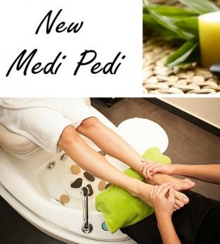 Medi Pedi,медицинский педикюр