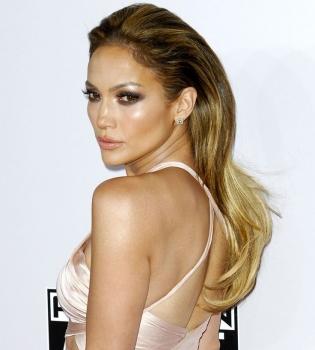 Дженнифер Лопес,платье,фигура,фото,American Music Awards,красная дорожка,церемония