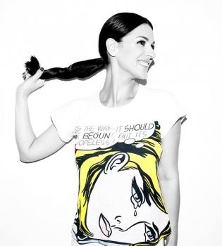 Маша Ефросинина,без макияжа,фото,Инстаграм,дочь