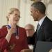 Президент США,Барак Обама,Мерил Стрип,награда,Белый Дом,фото,видео