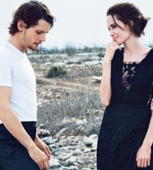 Анджелина Джоли,Джек О%27Коннелл,фотосессия,Несломленный,фильм,фото