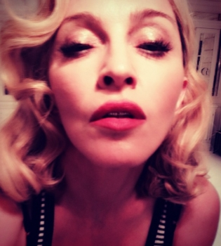 Мадонна,ребенок,дочь,фото,Instagram