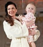 Юлия Кавтарадзе,Nikita,стала мамой,ребенок,фото,JFStar Parad