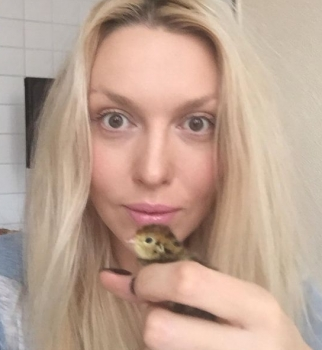 Оля Полякова,дочки,квартира