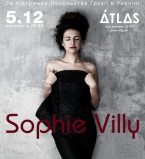 Sophie Villy,Киев,концерт