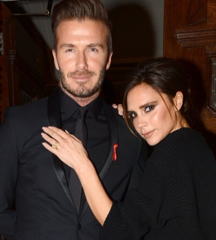 Виктория Бекхэм,семья,муж,карьера,премия,бренд,мода,Дэвид Бекхэм,British Fashion Awards
