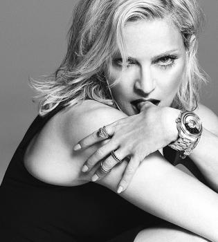 Мадонна,Versace,фотосессия,реклама,новая коллекция,фото