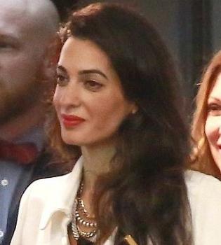 Джордж Клуни,Амаль Аламуддин,Амаль Клуни,беременна,официальная информация,ждет ребенка