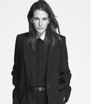 Givenchy,Джулия Робертс,фото,реклама,фотосессия