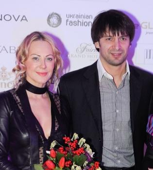 Александр Шовковский поздравил жену с юбилеем