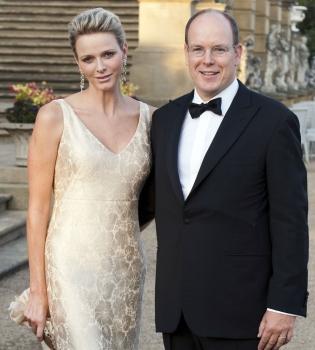 князь Монако,Альберт II,княгиня Шарлен,родила,двойня,близнецы,роды,наследник
