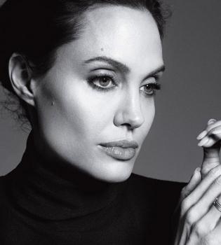 Анджелина Джоли,худоба,Несломленный,фильм,интервью,Мияви