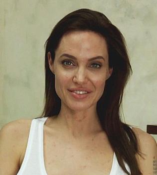 Анджелина Джоли,ветрянка,болезнь,фото,видео,больна,премьера