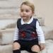 Кейт Миддлтон,принц Джордж,Принц Уильям,сын,фото,Рождество,официальные фото,Россия