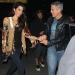 Джордж Клуни,Амаль Аламуддин,Амаль Клуни,папарацци,фото,романтика,личная жизнь,романтический ужин