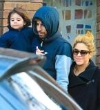 Шакира,беременна,фото,папарацци,Жерар Пике,сын,Милан Пике