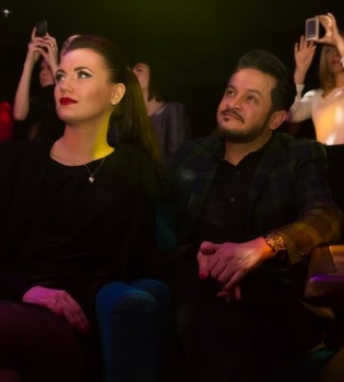 Эктор Хименес-Браво,невеста,фото,Х-фактор,концерт,Евгений Хмара