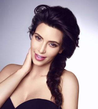 Ким Кардашьян,детское фото,фото,Instagram