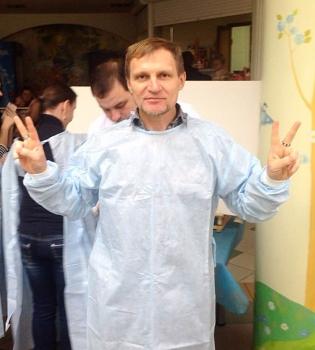 Олег Скрипка,вв,дети,заболевания сердца,Джамала,благотворительный аукцион,фото