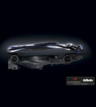 Gillette,McLaren
