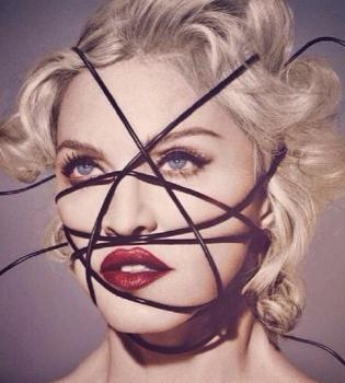 Мадонна,фото,сексуальная,новый альбом,Instagram,грудь,декольте