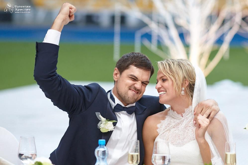 Роспись в загсе свадебная фото