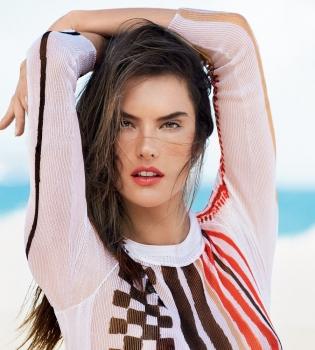 Алессандра Амбросио,фотосессия,фото,глянец,обложка,Vogue,Бразилия