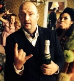 Потап и Настя поздравляют с Новым годом: эксклюзив Viva.ua