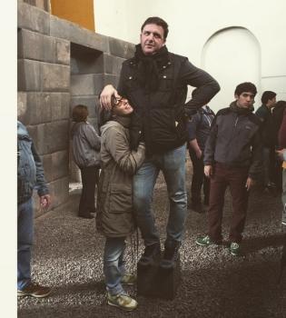 Ксения Собчак,Максим Виторган,супруги,Перу,путешествие,фото
