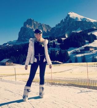 Оля Полякова,Суперблондинка в кокошнике,Майами,instagram,фото