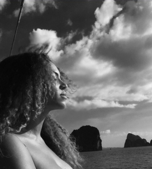 Бейонсе,на отдыхе,фото