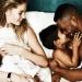 Даутцен Крус,в постели,фото,с детьми