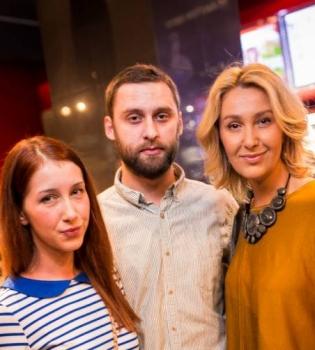Снежана Егорова,дочь Снежаны Егоровой,вышла в свет после родов,фото,кингсмен премьера
