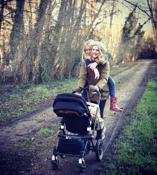 Наталья Водянова,Обнаженые сердца,марафон в Париже,instagram,фото
