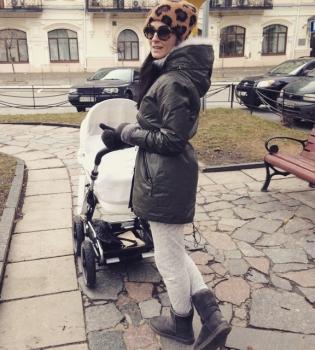 Маша Ефросинина,сын,фото,инстаграм