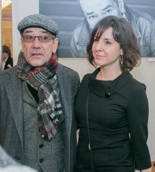 горбунов алексей с женой фото