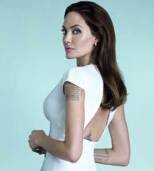 Анджелина Джоли,скандал,Sony Pictures