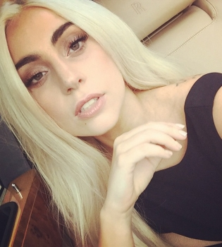 Леди Гага,Оскар 2015,шоу