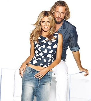 Холли Берри,Габриэль Обри,Хайди Клум,Inc,рекламная кампания,фото,фэшн,супер-модель