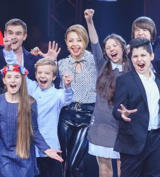 Тина Кароль,Голос діти 2,голос діти учасники,Тина Кароль фото,Тина Кароль голос діти