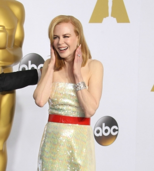 Николь Кидман,Оскар 2015 красная дорожка, Оскар 2015 фото, Оскар 2015 Николь Кидман