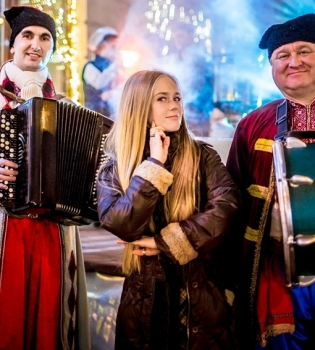 Анна Завальская,Real O,Андрей Kishe,Виктория Пономарева,Масленица,фото