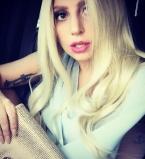 Леди Гага,Теэйлор Кинни,Леди Гага и Тейлор Кинни,Леди Гага благотворительность,Леди Гага инстаграм,Леди Гага в воде