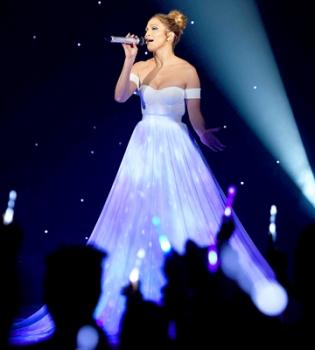 Дженнифер Лопес, какого цвета платье, Дженнифер Лопес видео, Дженнифер Лопес American Idol, Дженнифер Лопес платье