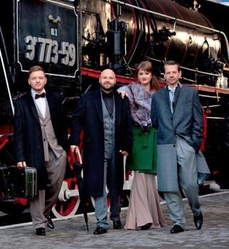 Kiev Tango Project, Дэвид Линч, Дэвид Линч Киев