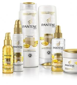 Pantene Pro V, шампунь, уход за волосами, шампунь Pantene Pro V, здоровье волос