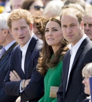 Принц Гарри,принц Уильям,Кейт Миддлтон,Кейт Миддлтон беременна